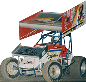 Oconomowoc Sign Company Custom Designed Race Car Graphics