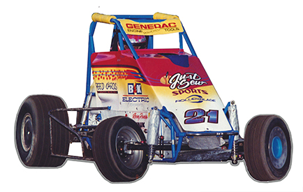 Sprint Car Graphics Design Sprint Car Custom Graphics