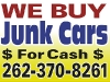 we-buy-junk-cars-short-term-sign